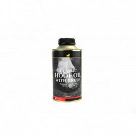 Classic Hoof Oil with Brush 500ml Lincoln