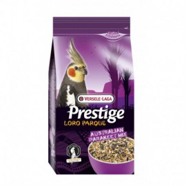 Australian Parakeet Mix prestige loro parque