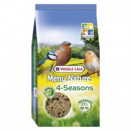 4 Seizoenen menu nature