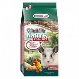 Chinchilla Re-Balance nature