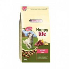 Adult Lamb 3kg Happy Life