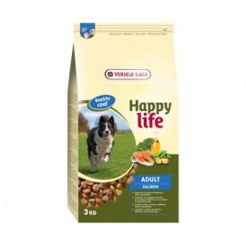 Adult Salmon 3kg Happy Life