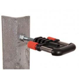 Poortgreepanker voor metalen palen (5)