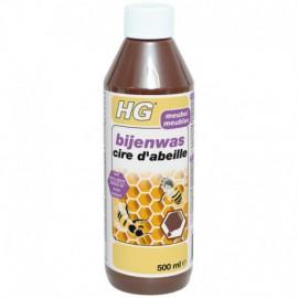 bijenwas bruin