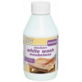 vloeibare white wash meubelwas