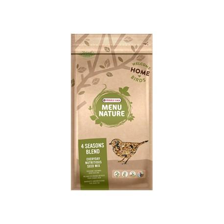 4 seasons blend 1 kg - strooivoeder voor de tuinvogel