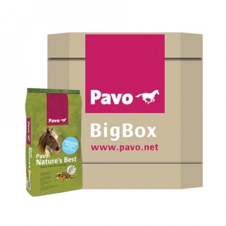 Nature's Best Big Box 550 kg Pavo