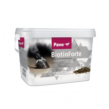 Biotin Forte 3 kg Pavo