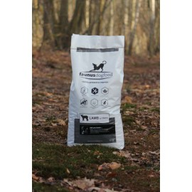 Lamb & Tripe 12 kg Faunus Dog Food
