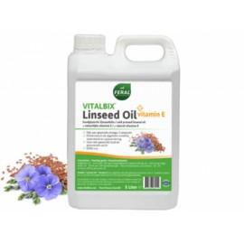 Vitalbix Linseed Oil + Vitamin E 5l