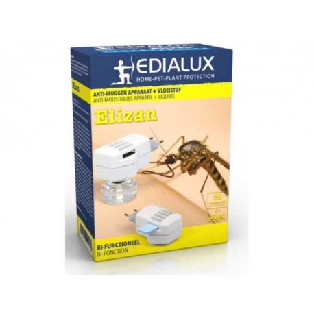 Elizan Liquide + apparaat Edialux