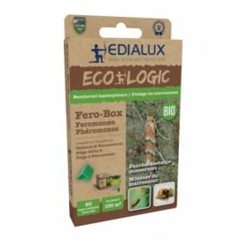 Fero-box paardenkastanjemineermot Edialux