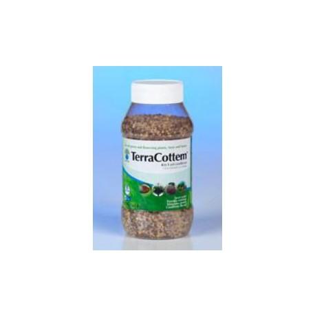 Een fysisch bodemverbeterend middel 4 in 1 TerraCottem