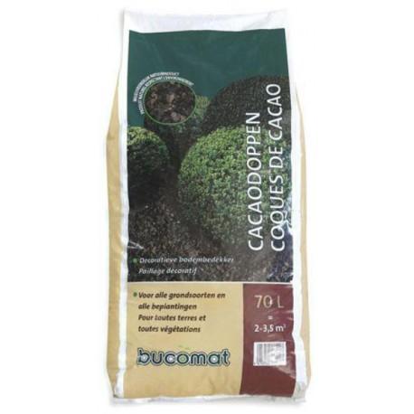Cacaodoppen 70l Bucomat