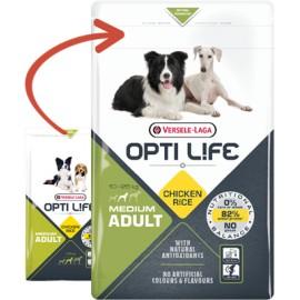 Adult Medium 12.5kg Opti Life