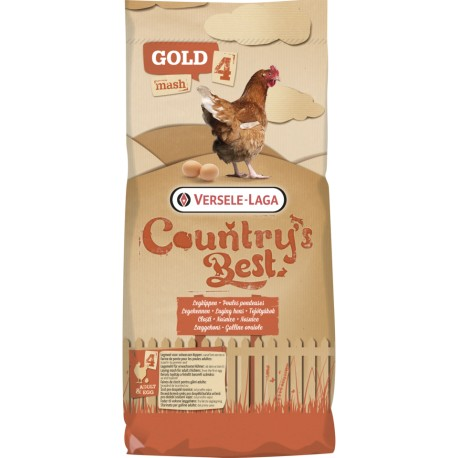 Gold 4 Mash 20kg Country's Best